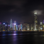 Victoria Harbour – Symphony of light / Hong Kong HD