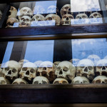 The killing fields Cambodia