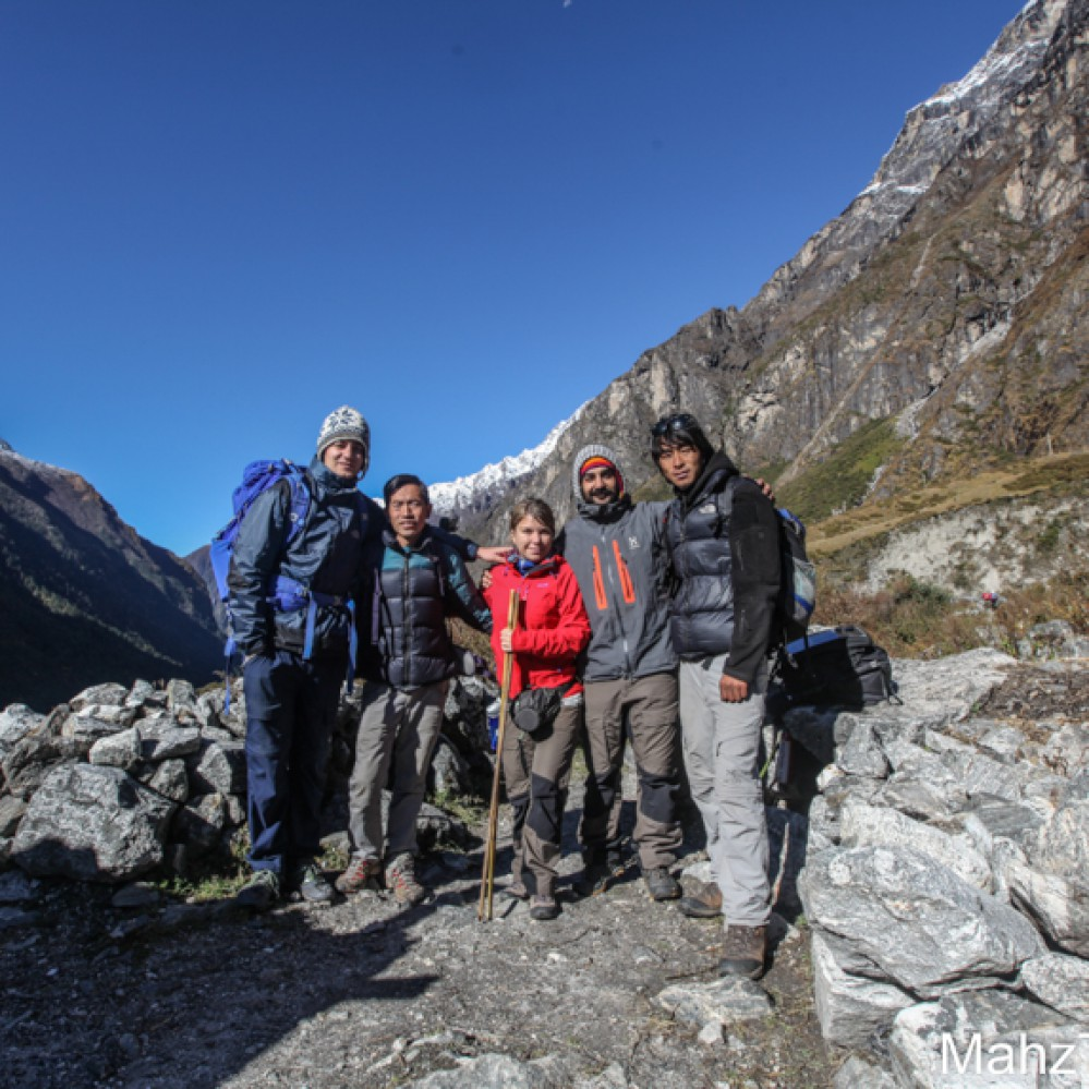 Langtang, mountains, trekking, Nepal
