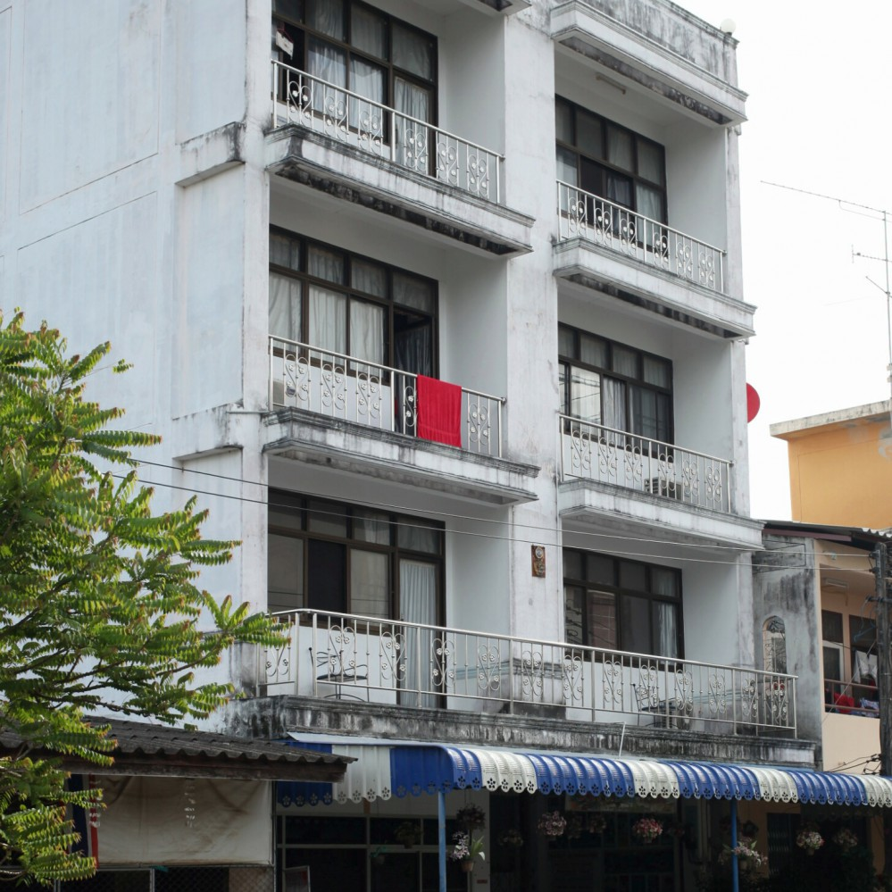 cheap place to stay in Krabi, Cheap room in Krabi, hotel, Krabi Town, cheap Room, Thailand,