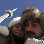 A day in Downtown Toronto, Canada