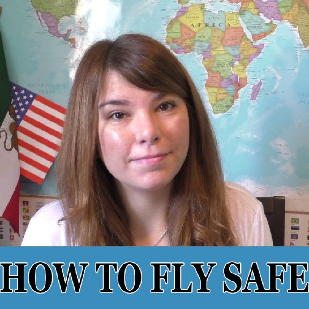 fly safe, video, travel tip
