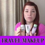 Travel makeup and what to bring